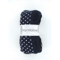 fir esarfe Mandoline bleumarin